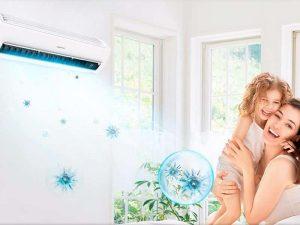 klima kullanımının coronoya etkisi nedir