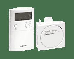 Vitotrol 100,Tip UTDB RF2 termostat gorseli