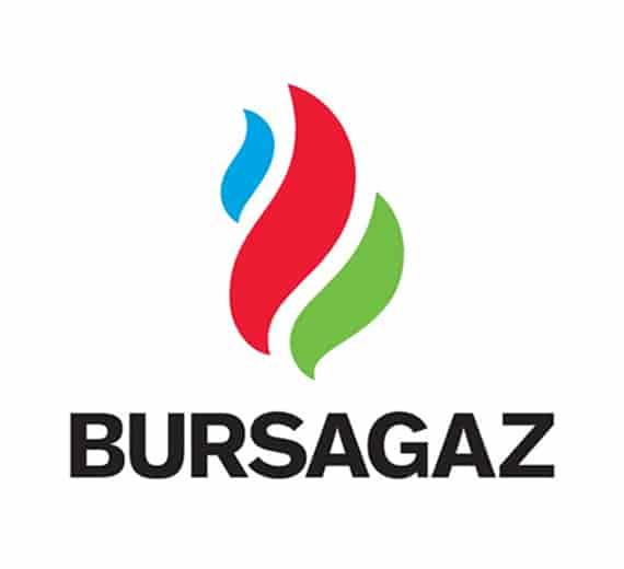 bursagaz logo